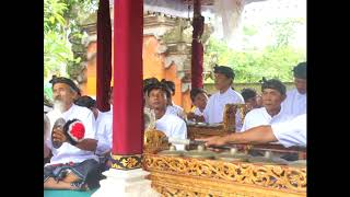 Sekaa Gong Adat Pegesangan Gianyar Bali