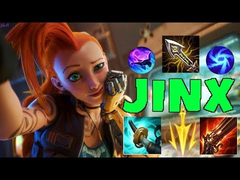 Jinx Montage 32 - Best Jinx Plays | League Of Legends Mid