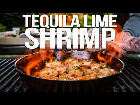 quick-and-easy-tequila-lime-shrimp-recipe-|-sam-the-cooking-guy-4k
