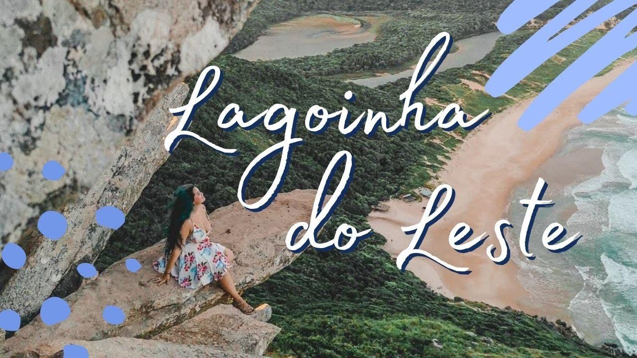LAGOINHA DO LESTE: Vlog de viagem Florianópolis | #ExplorandoOBrasil | Júlia Orige