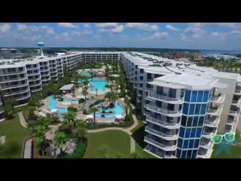 Waterscape Resort in Destin, FL ~ Resort Overview ~ 850-888-0515