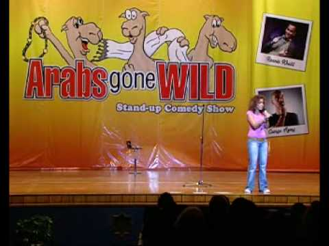 Ola Roshdy -  Arabs Gone Wild - Stand up Comedy - Cairo