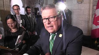 Public Safety Minister Ralph Goodale is promising to make any necessary changes to the RCMP following three federal reviews. The reports call for greater civilian oversight and better implementation of mental health programs.