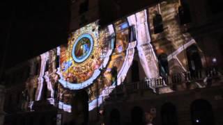 Monumental Video Mapping - UNESCO Word Tourism Expo Padova
