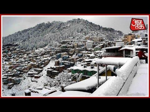 Aaj Subah: Heavy Rains, Snowfall Lash Uttarakhand Out