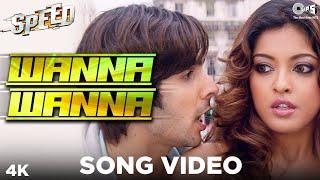 Wanna Wanna Song Speed | Zayed Khan, Tanushree Dutta, Urmila | Shaan, Sunidhi Chauhan