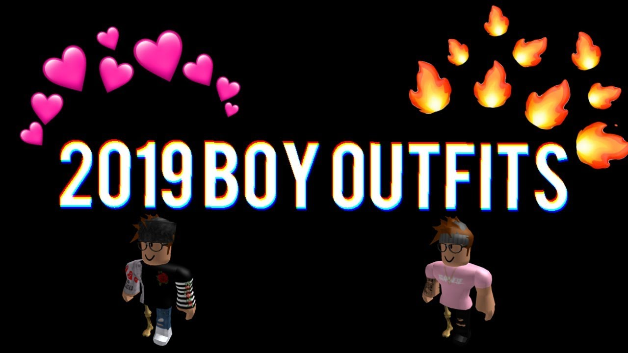 Top 10 Best Roblox Boy Outfits Of 2019 Oder Edition Youtube