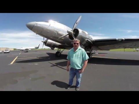 Douglas C-41 Walkaround Gen Hap Arnold Mid America Flight Museum