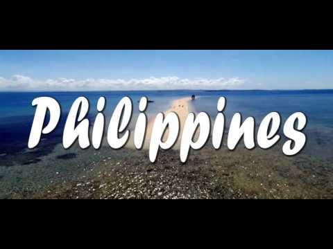 North Sandbar Bohol Island Philippines