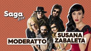 #SagaLive Susana Zabaleta y Moderatto con Adela Micha thumbnail