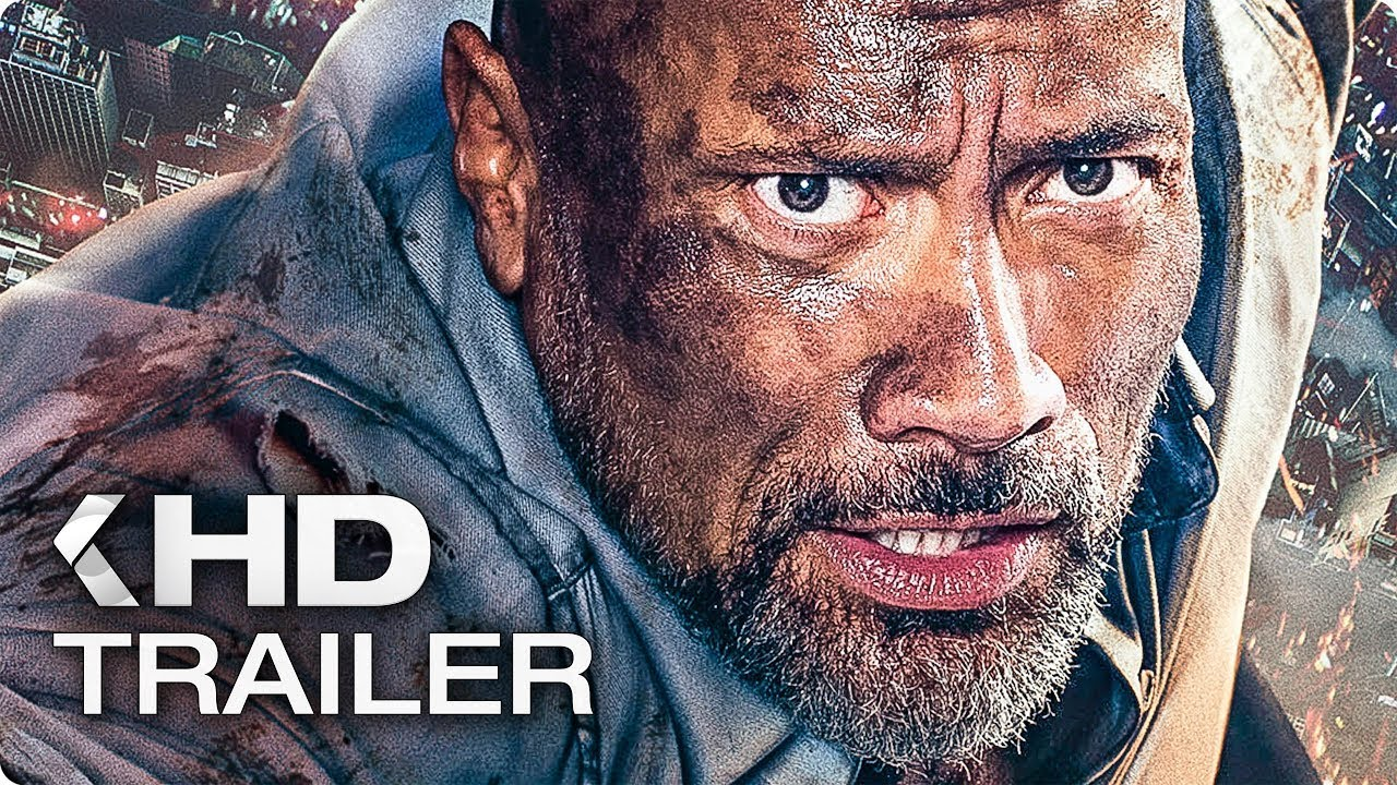 Download SKYCRAPER Trailer-official HD (2018)