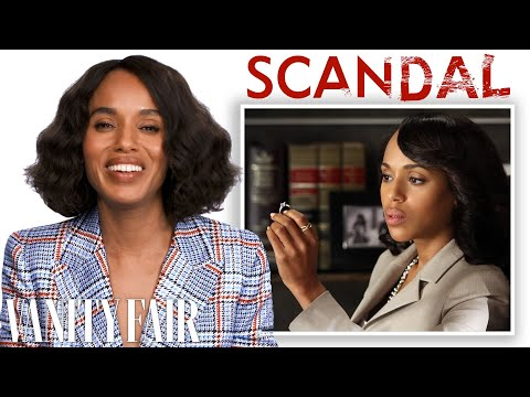 Kerry Washington Breaks Down Her Career, from Django Unchained to Scandal  | Vanity Fair