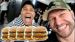 Furious Pete Challenge