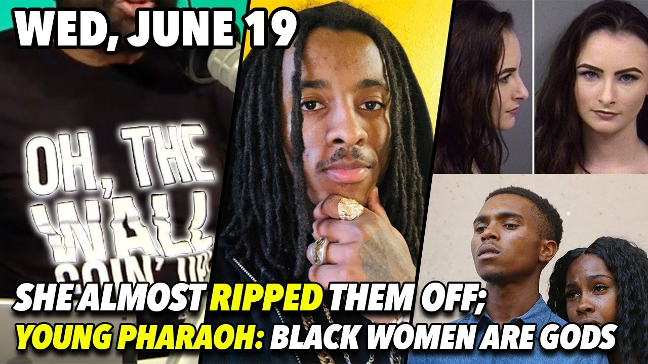 Jesse Lee Peterson - Wed, June 19: Couple Cries Racism, Gets Embarassed!; Boxer's Gonads Almost Came