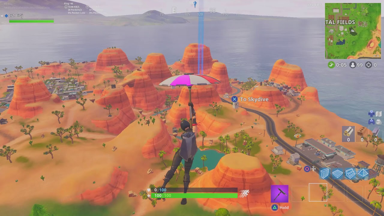 Fortnite Search Between An Oasis Rockway Archway And Dinosaurs
