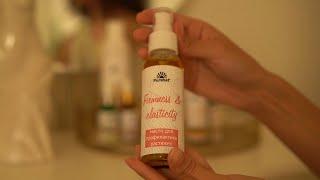Как ухаживать за кожей во время беременности Масло для профилактики растяжек от Пуршат