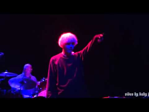 Charlatans UK-HERE COMES A SOUL SAVER-Live @ The Regency Ballroom, San Francisco, November 16, 2015