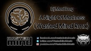 A Night Of Madness (Wasted Mind Remix) [HQ Preview] //NO Contest//