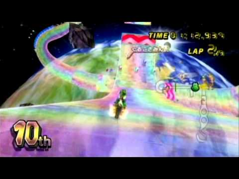 Mario Kart Wii Worldwide Races May 20th 2014