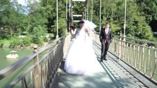 А он бродяга...(свадебный клип)