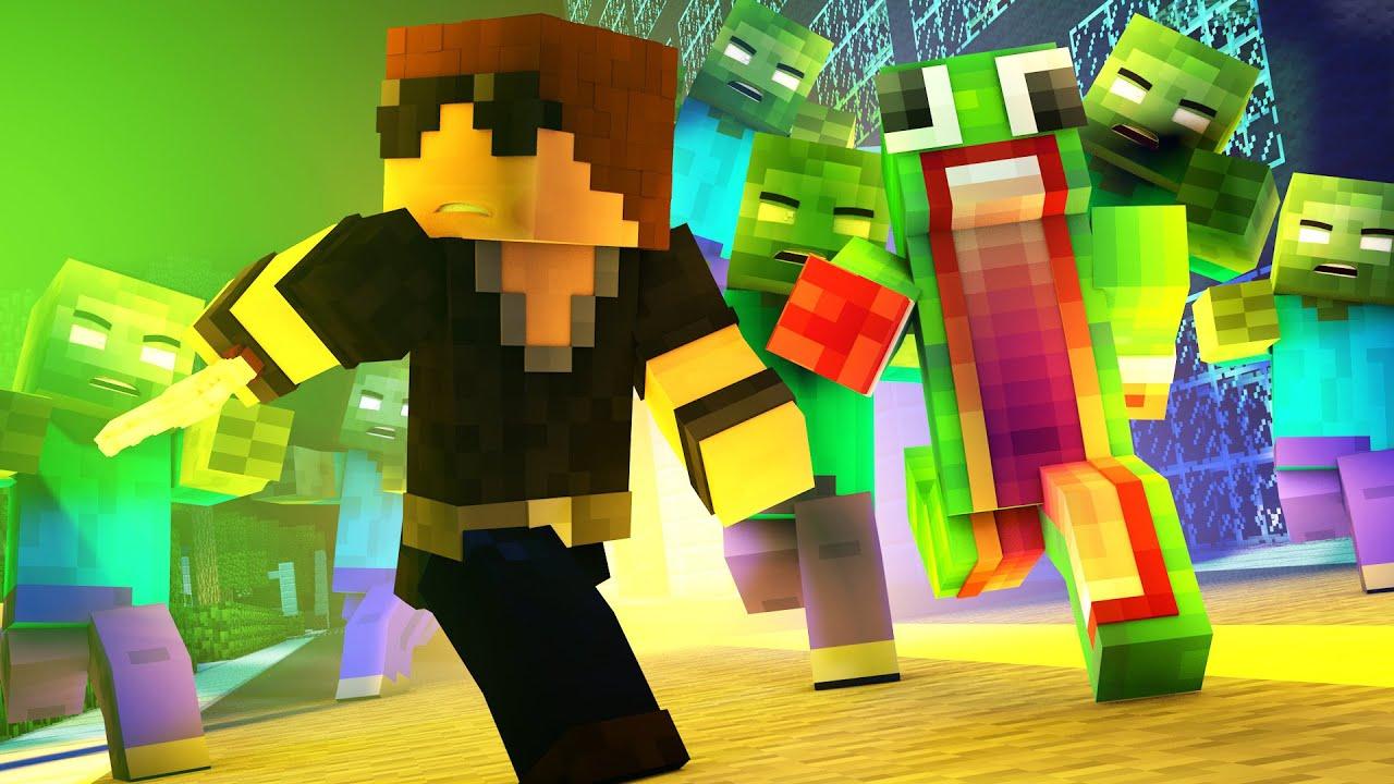 Minecraft Crafting Dead On The Run Night 3 Minecraft