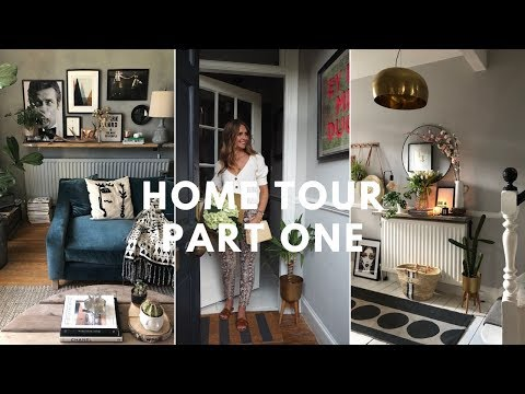 HOUSE TOUR PART ONE | Kerry Lockwood