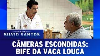 Bife da Vaca Louca | Câmeras Escondidas (03/12/17)