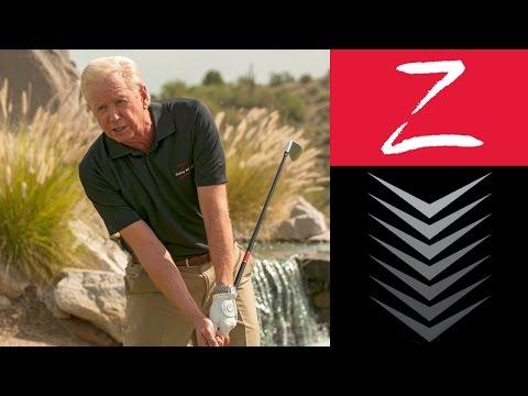 Golf Impact Zone & Golfers Swing Slot | Jim McLean Uses Swing Wizzard Golf Swing Aid
