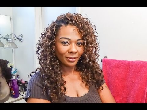 Crochet Hair Routine : Crochet Braids: My Maintenance Routine Tutorial - YouTube