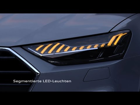 Light Design - new Audi A7 Sportback