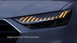 Light Design - new Audi A7 Sportback