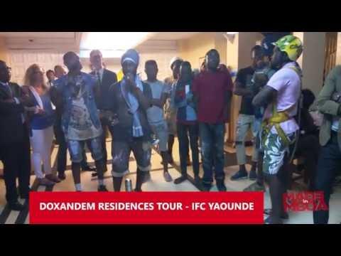 Doxandem Résidences Tour IFC Yaoundé