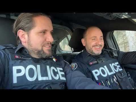 Toronto Police Distracted Driving Chat