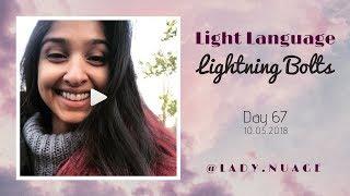 Light Language - Lady Nuage - Lightning Bolt #67