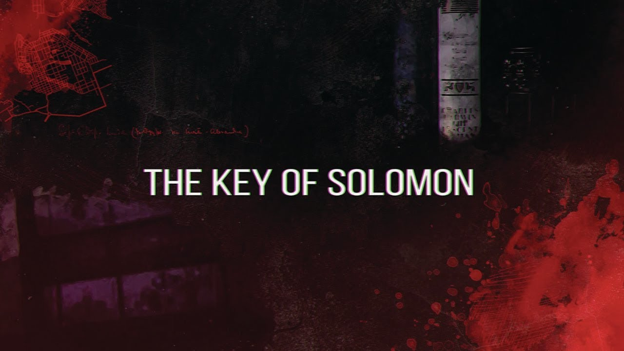 The Key of Solomon // Reality Escape Room