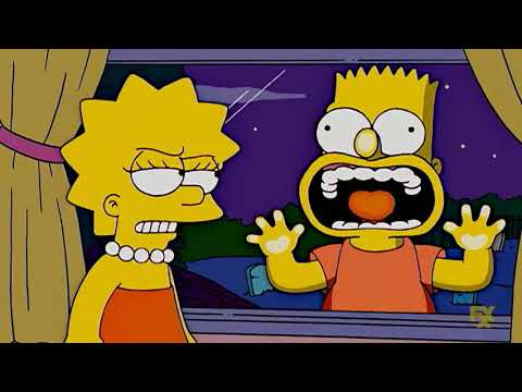 The Simpsons – The Girl Who Knew Too Little – Clip3