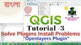 QGIS3 - where is openlayers plugin? | burdGIS - YouTube
