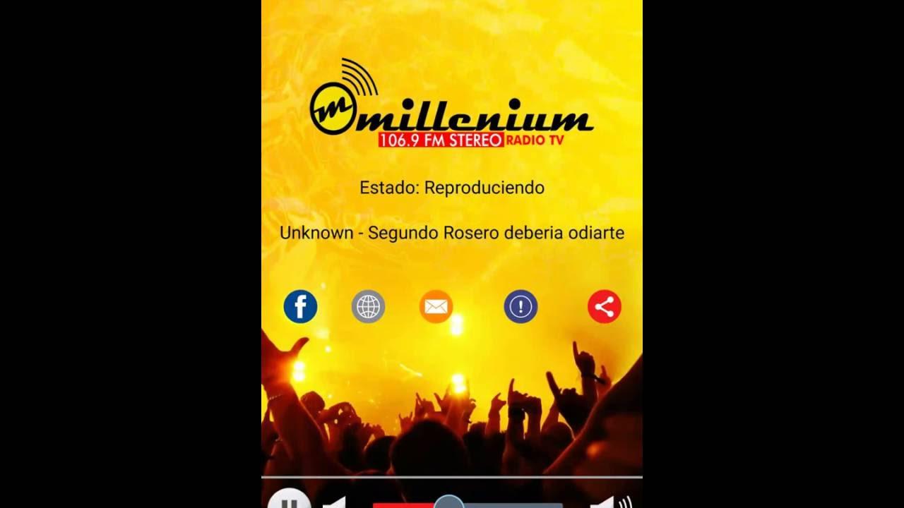 Aplicación android para radio en en vivo Shoutcast / Icecast MP3 y AAC+