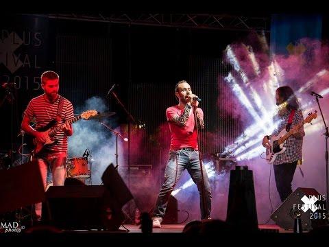 Maroon 5 Serbian Tribute band in Bulgaria (Plus Festival 2015 - Pazardzhik) Full Aftermovie