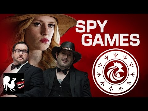 Eleven Little Roosters - Episode 1: Spy Games
