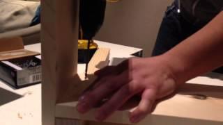 DIY Sensory Sand and Water Table