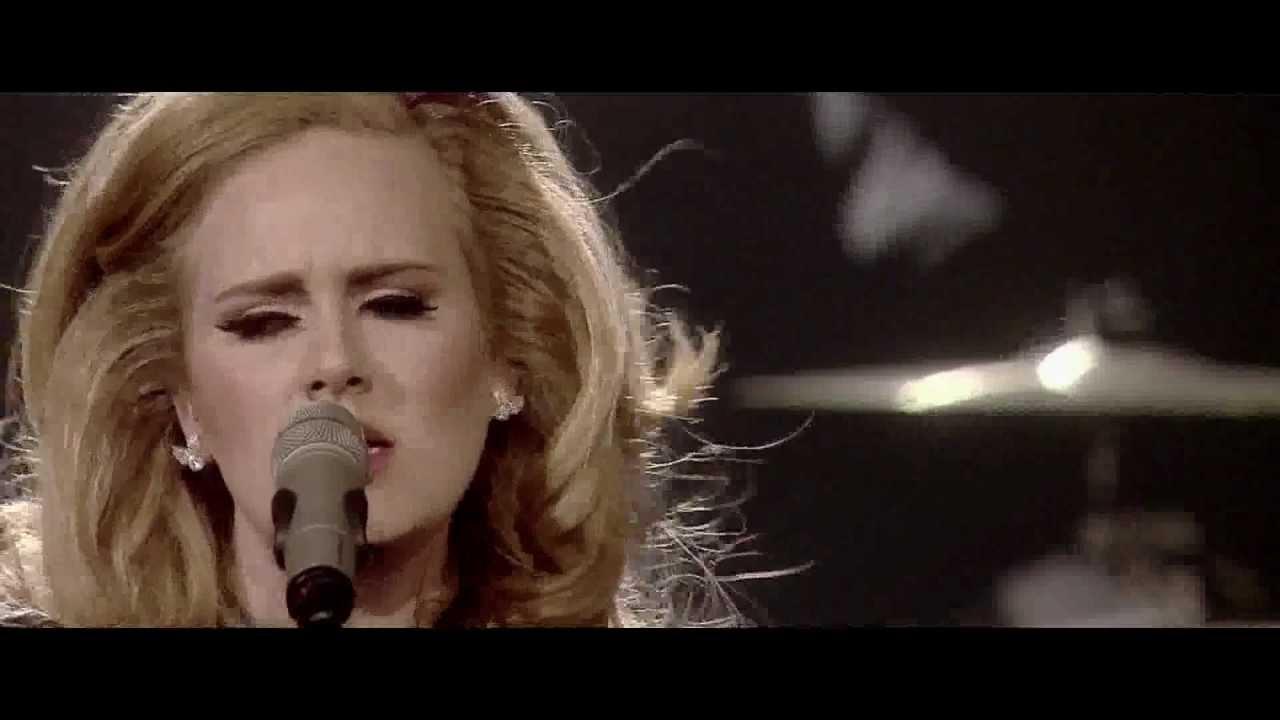 Adele Set Fire To The Rain Live At The Royal Albert Hall Legendado