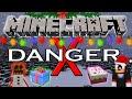 Minecraft X-Danger #17 Време за коледна украса
