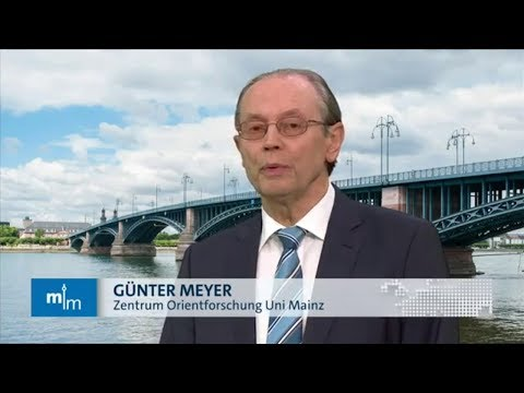 False-Flag-Operation durch Weißhelme? Prof. Dr. Günter Meyer Uni Mainz 10.04.2018 - Bananenrepublik