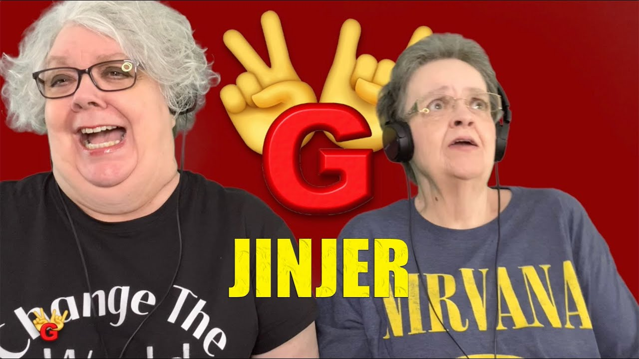 2RG - Two Rocking Grannies Reaction: JINJER - PERENNIAL (LIVE)