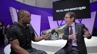 Interview with Infiniti's Shiro Nakamura on the Q50