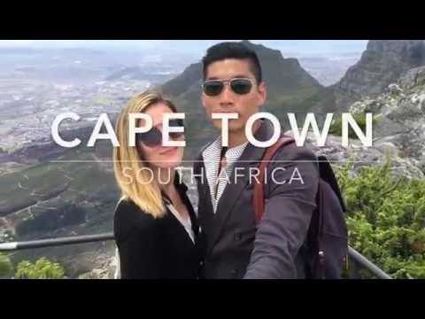 World Cruise 2016 - CAPE TOWN!!! Table Mountain, Safari, Penguins and more!