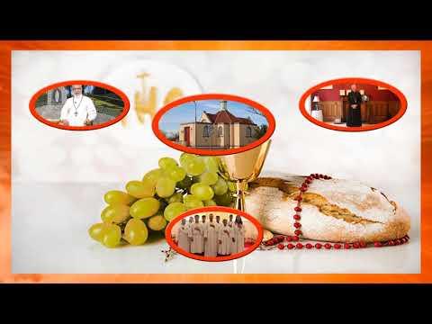 Divyakarunnyam, First Holy Communion Stage Opening Video Aberdeen, Scotland
