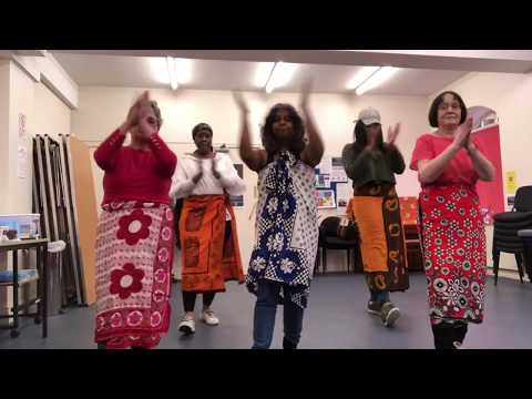 Клип Safari Sound Band - Malaika
