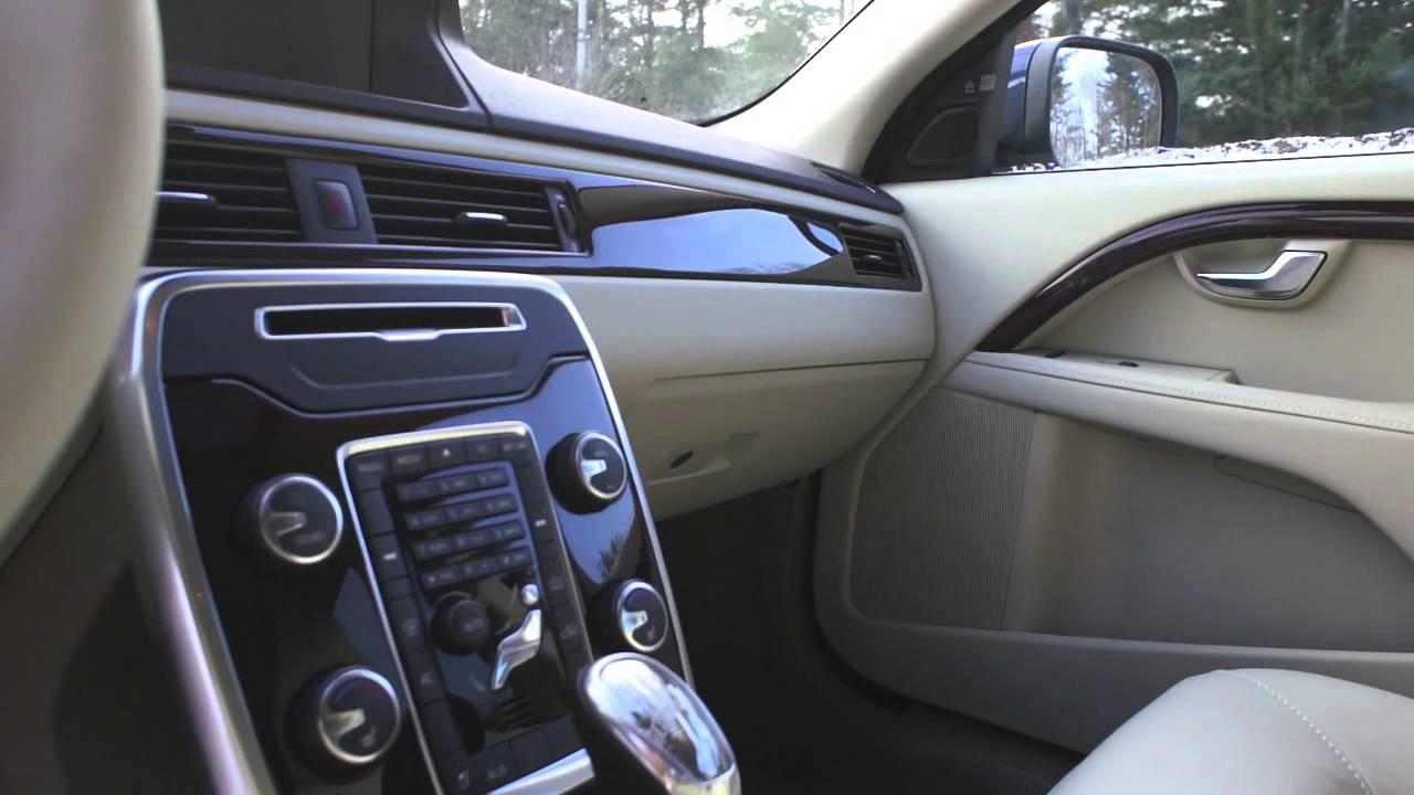 2013 Volvo XC70 Premier Plus in Caspian Blue - YouTube
